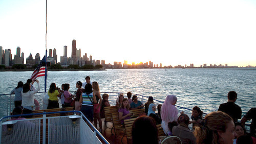 Lake Michigan Skyline & Fireworks Cruise