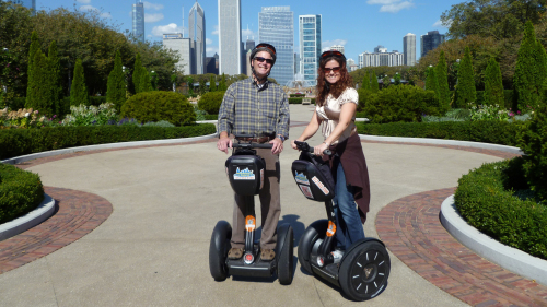 Museum Campus & Lakefront Segway Tour