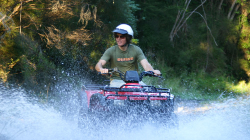Kaikoura 4-Wheel-Drive ATV Adventure from Christchurch