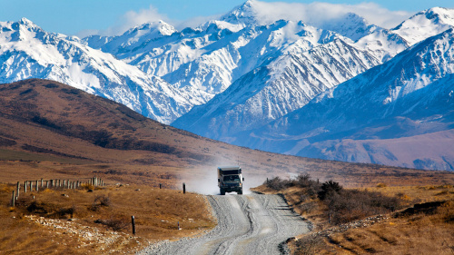 Lord of the Rings Edoras 4-Wheel-Drive Full-Day Tour