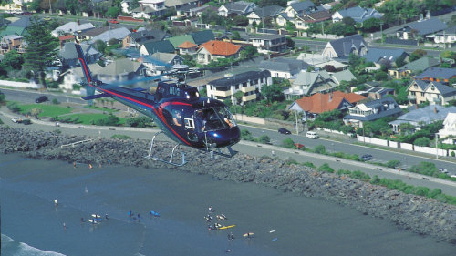 Scenic Helicopter Flight by Garden City Helicopters