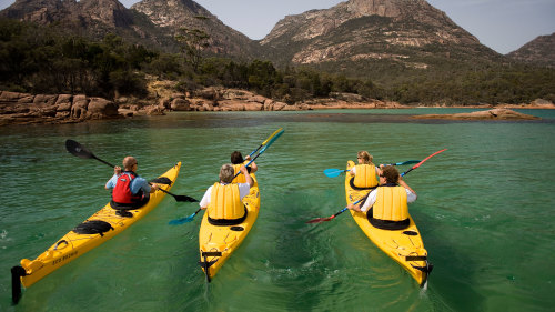 Freycinet Kayaking Tour