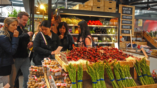 Culinary Sightseeing Tour with Market Visit & Tastings