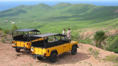 National Park Jeep Safari