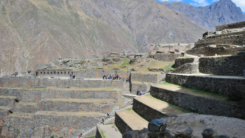 Sacred Valley Tour with Ollantaytambo & the Pisac Market