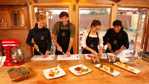 Small-Group Cook-Off Tour by Urban Adventures