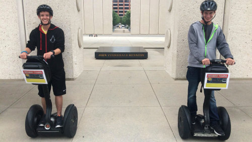 Executive Segway Tour
