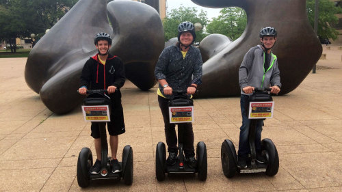 Fun Run Segway Tour