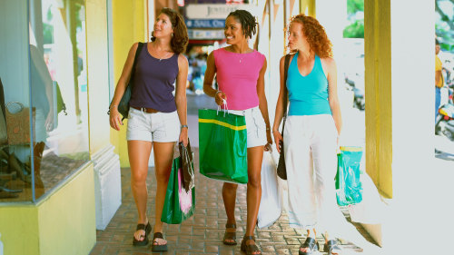 Grand Cayman Sightseeing & Shopping Tour