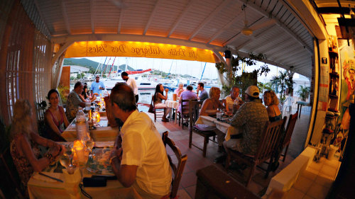 Calypso Lagoon Dinner Cruise