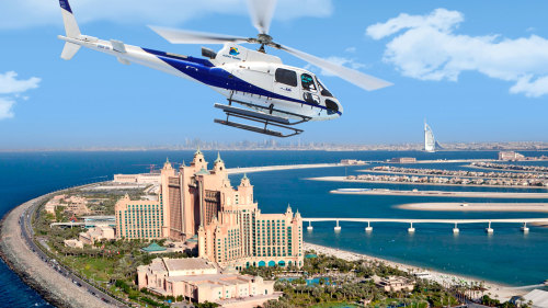 Helicopter Sightseeing Experience Tour by Alpha Tours