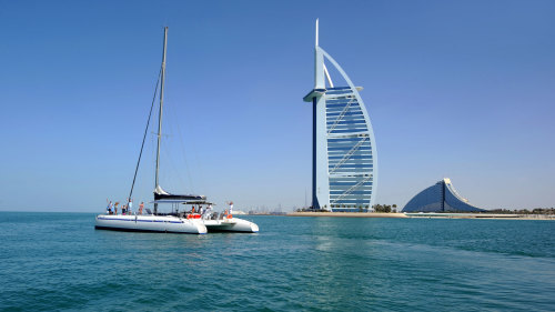 Catamaran Boat Cruise with BBQ Lunch & Transfers