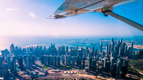 Dubai Creek Silver Seaplane Experience by Seawings