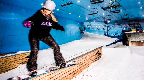 Ski Dubai Slope Pass