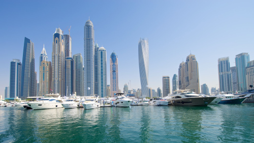 Dubai Day Trip from Abu Dhabi with Lunch by Gray Line