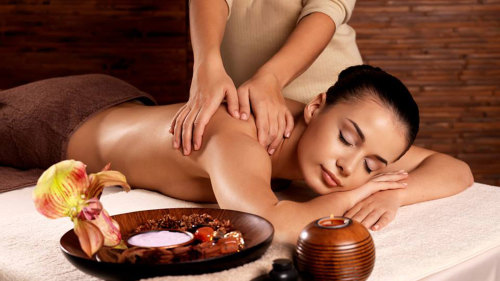 Asian full body massage opinion