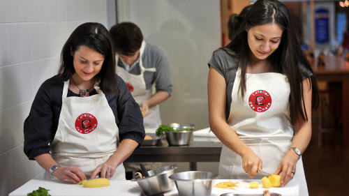 All About Cooking Class at l'Atelier des Chefs