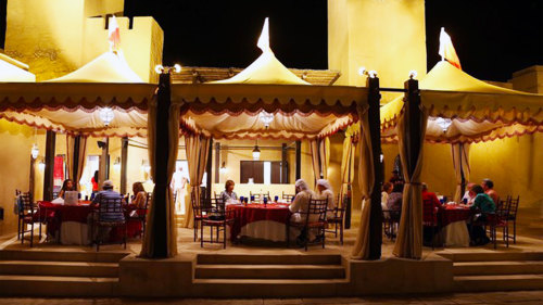 Authentic Arabian Desert Experience at Al Sahra Resort