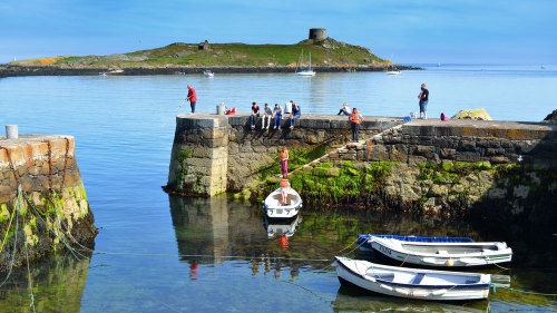 Coastal Highlights Tour with James Joyce Museum & Dalkey Castle