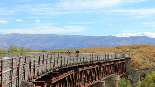 3-Day Otago Central Cycling Tour