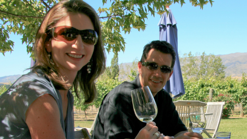 Central Otago Boutique Wine Half-Day Tour by Appellation Central Wine Tours