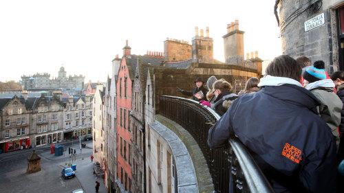 Secrets of the Royal Mile Walking Tour