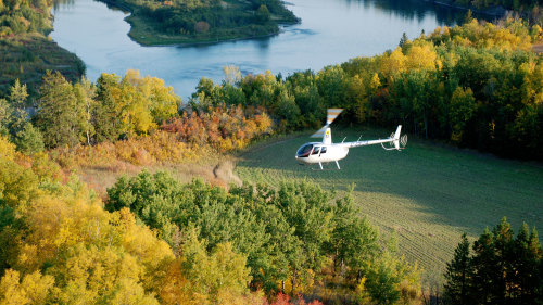 Private Helicopter Tour with Customized Itinerary