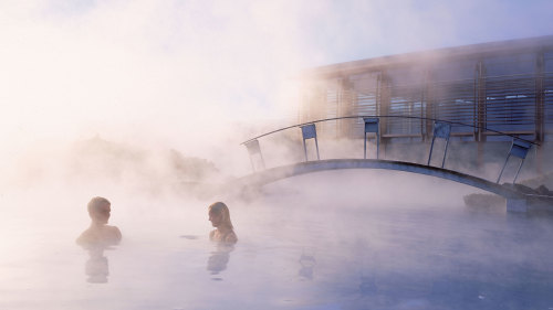 The Blue Lagoon from Reykjavik & Shared Shuttle to Keflavik Airport
