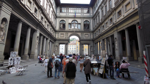 Skip-the-Line: Accademia & Uffizi Galleries Tour