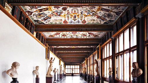 Skip-the-Line: Uffizi Gallery Ticket