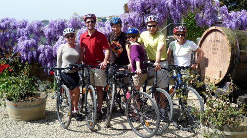 Tuscany Bike Tour with Lunch by Florencetown