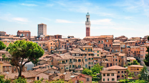 Siena, San Gimignano & Wine tasting Full-Day Tour