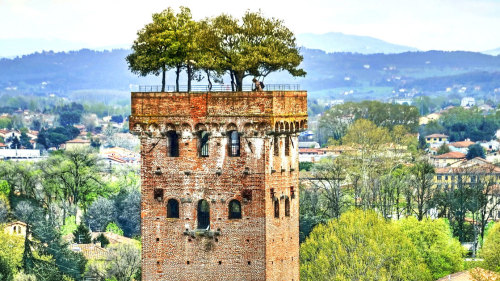 Small-Group Lucca & Garfagnana Hills Full-Day Tour