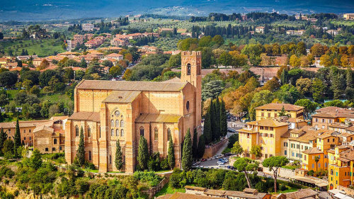 Siena Sightseeing Tour