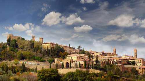 Small-Group Brunello Winetasting Full-Day Tour with Lunch