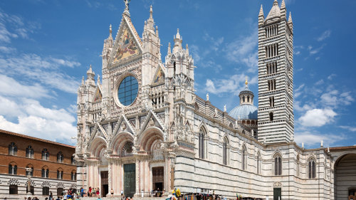 Opa Si Pass - Siena Cathedral Ticket