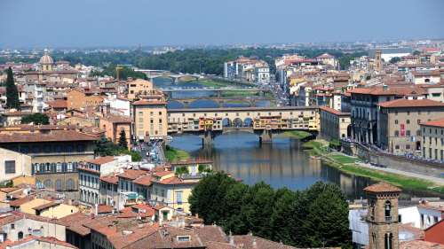 Florence Day Trip by High-Speed Train
