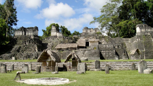 Tikal Day Tour by Air
