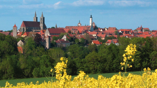 3-day Tour: Royal Castles, Romantic Road & Rothenburg