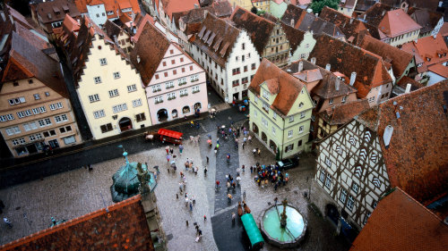 2-day Rothenburg & Romantic Road Tour