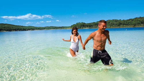 Fraser Island Day Tour by Fraser Explorer Tours