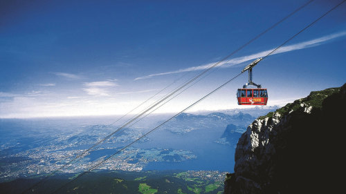 Mount Pilatus & Lucerne Day Trip by Gray Line Zurich
