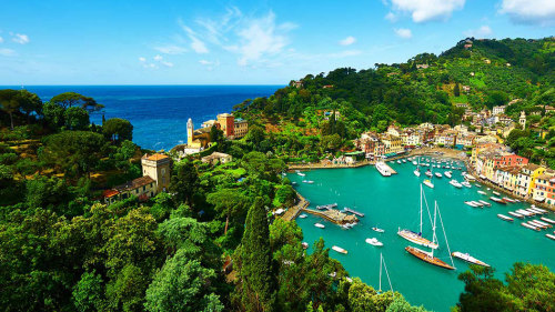 Portofino & San Fruttuoso Full-Day Tour by My Tour