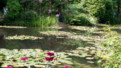 Giverny & Monet's Home Half-Day Tour