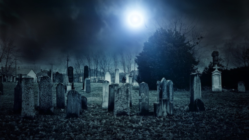 Southport General Cemetery Ghost Tour