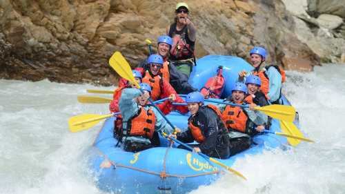 Ultimate Whitewater Adventure