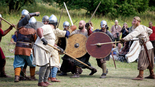 Birka Viking Town Tour