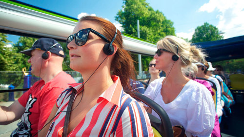 Hop-On Hop-Off Bus & Boat Sightseeing Pass