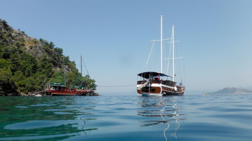 Sailing Experience aboard Aphrodite, a Turkish Gulet