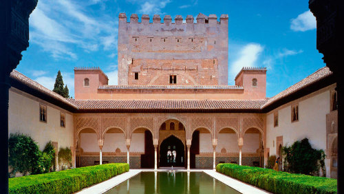 Alhambra & Generalife with Audio Guide by Granavision